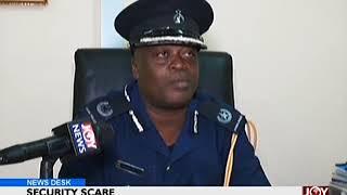 Security Scare - News Desk on Joy News (16-1-18)