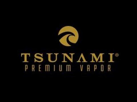 Tsunami Quake Mod and Gourmet Juice Line