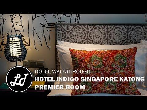 Hotel Indigo Singapore Katong | Premier Room