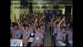 KENDRIYA VIDYALAYA, Sainik Vihar, New Delhi with The Way to Happiness