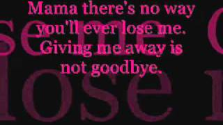 Mama's Song- Carrie Underwood