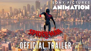 SPIDER-MAN: INTO THE SPIDER-VERSE | Official Trailer 2 Thumb