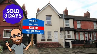 💥 WRB Auctions SOLD SOLD SOLD 💥 Wirral Property Auctions