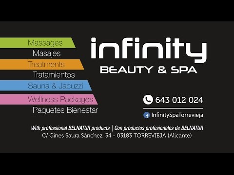 Jacuzzi Torrevieja.Infinity Spa Torrevieja Youtube