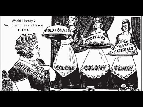 World History 2 - World Empires and Global Trade c. 1500