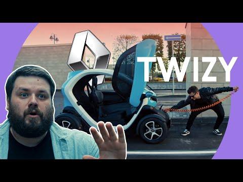Восстание ЭЛЕКТРИЧЕК. Renault Twizy - предвестник конца света?