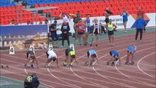 Чемпионат России Ветераны Чебоксары М 100м Забеги и Финалы