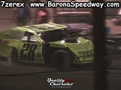 IMCA Modified Main Barona Speedway 10-21-2017