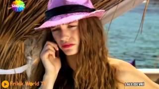 Serenay Sarıkaya,Emina Sandal Lale Devri 1 Bölüm Bikinili Mini Etekli Frikik Video FRİKİK WO
