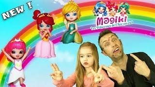 La nouvelle saison des Magiki, ces adorables petites poupées, dont ...