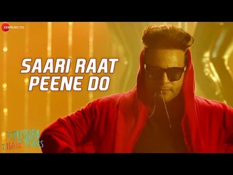 Saari Raat Peene Do Song | O Pushpa I Hate Tears | Krushna Abhishek