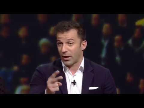 Del Piero sullo sfogo Buffon Faccio fatica a comprendere