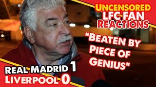 """Beaten By A Piece of Genius"" 