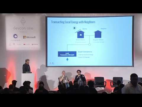 DEVCON1: Transactive Grid: A Decentralized Energy Management Solution