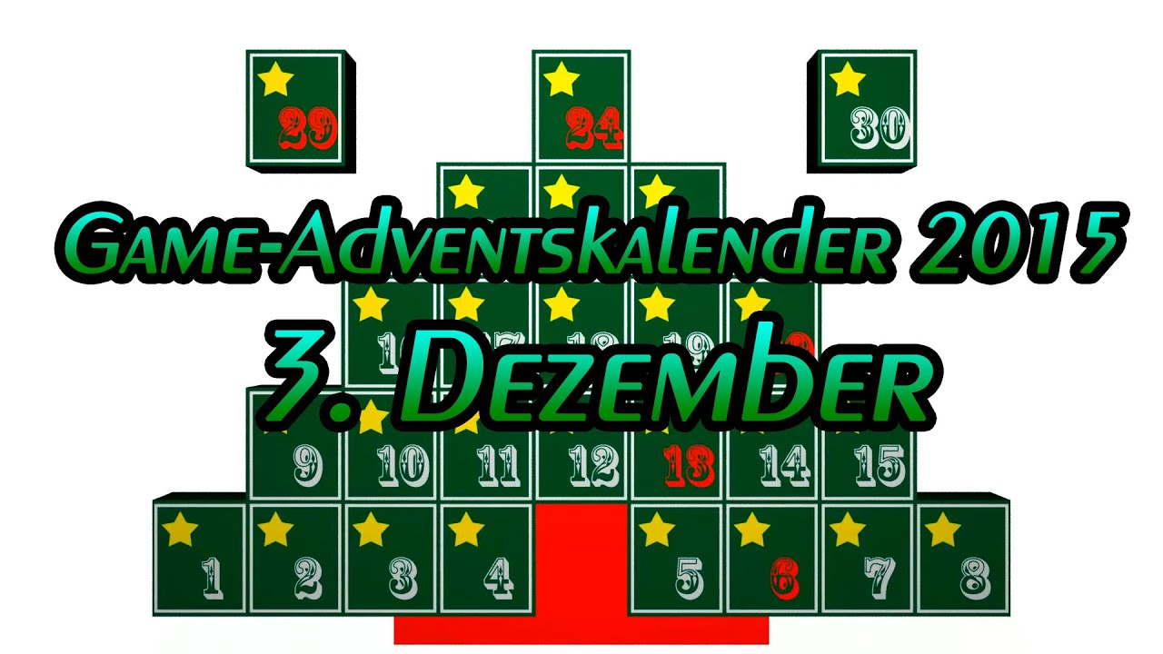 gaming adventskalender