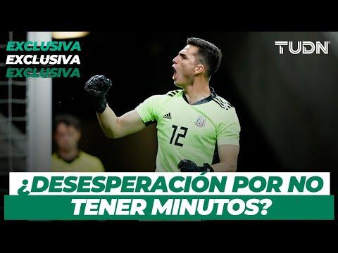 EXCLUSIVA: ¡Habló de TODO! La situación de Sebastian Jurado con Cruz Azul y Selección | TUDN