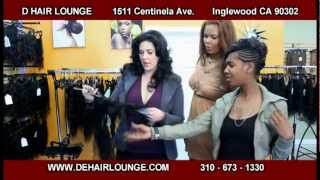 Wigs, Weaves, Extensions-D. Hair Lounge in Inglewood California..
