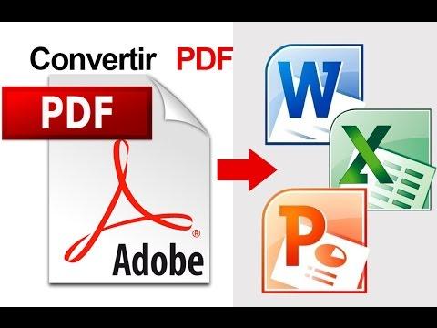 convertir-pdf-a-word,-excel,-powerpoint-(fÁcil-sin-programas-y-gratis)