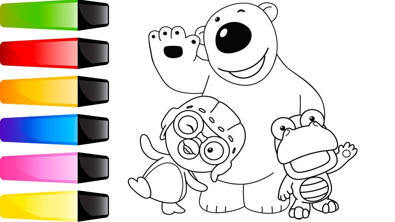 Make Coloring Book Pages From Photos