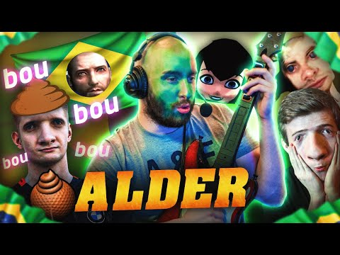 Vidéo d'Alderiate : BEST OF ALDERIATE #133 ALDER DU BRÉSIL