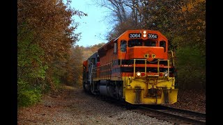 Endangered Buffalo and Pittsburgh 3064 Leads RIBT in Fenelton
