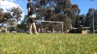 Free Kick Montage #6 with volleys