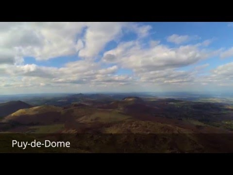 Places to see in ( Clermont-Ferrand - France ) Puy-de-Dome