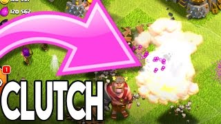 CLASH WITHOUT WALLS  | CLUTCH GIANT BOMB  |  EPIC DEFENSE |  Clash of Clans