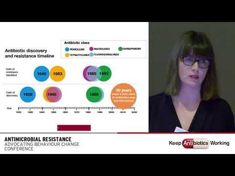 Student AMR Conference - Dr Susan Hopkins