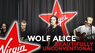 Wolf Alice Beautifully Unconventional Live in the Red Room