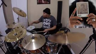 Carried Away - H.E.R. (Drum Cover) Performed by Tony Lambright Jr. Video