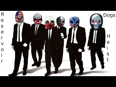 PAYDAY 2: Reservoir Dogs Heist Reaction