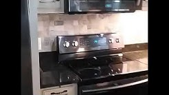 Tile Backsplash in Panama City FL.  Tile Contractor in Panama City Beach
