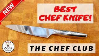 THE CHEF CULB ⭐️  Chef Knife      ⭐️   Review      ✅