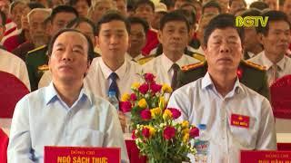 Chủ tịch nước dự ngày hội ĐKTD tại xã Tân Hưng   Đài Phát Thanh và Truyền Hình Bắc Giang