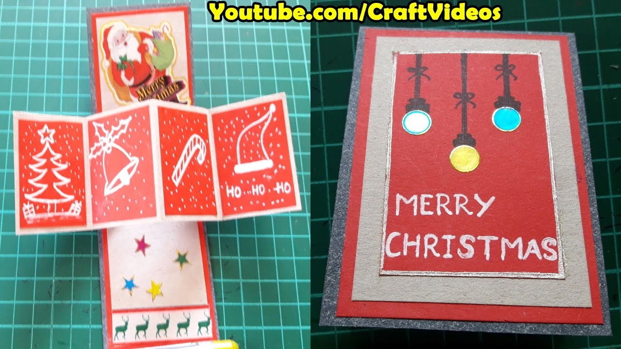Twist Pop Up Card Super Easy Handmade Cards You