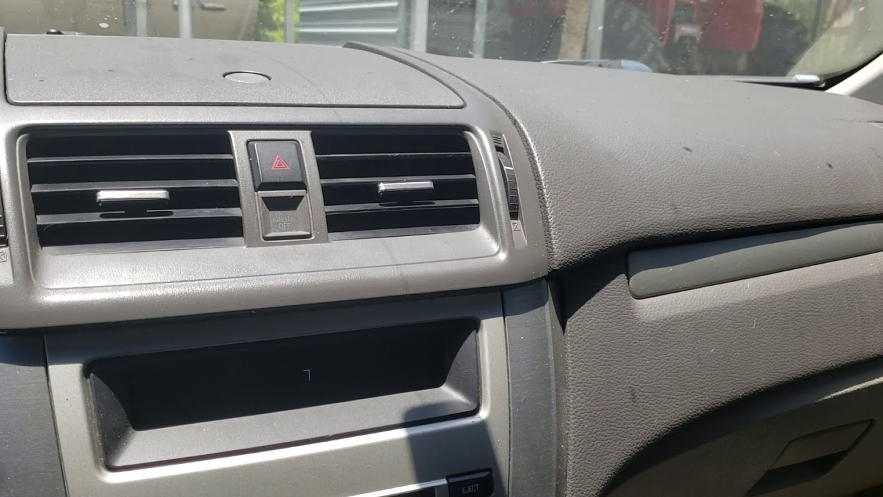 przemyślenia na temat najlepsza wyprzedaż 100% najwyższej jakości Ford Fusion AC Not Working When Hot Outside Fix - YouTube