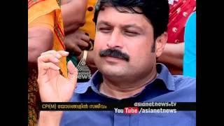 M V Nikesh Kumar thanks the voters of Azhikode