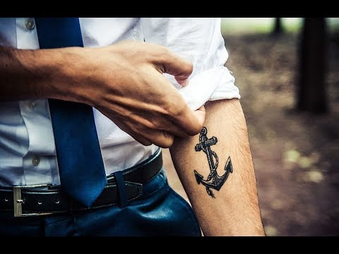 Что означают моряцкие татуировки