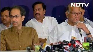 Ajit Pawar's Decision Against NCP Policies, Says Sharad Pawar