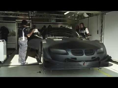 Bavarian Motor Works - BMW M3 DTM - Roll Out & Test Drive | Bayerische Motoren Werke AG