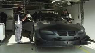 Bavarian Motor Works - BMW M3 DTM - Roll Out & Test Drive   Bayerische Motoren Werke AG