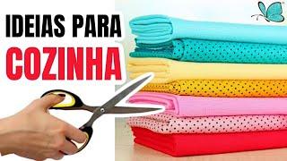 3 IDEIAS PARA DECORAR SUA COZINHA - BARATO E FÁCIL | show de artesanato