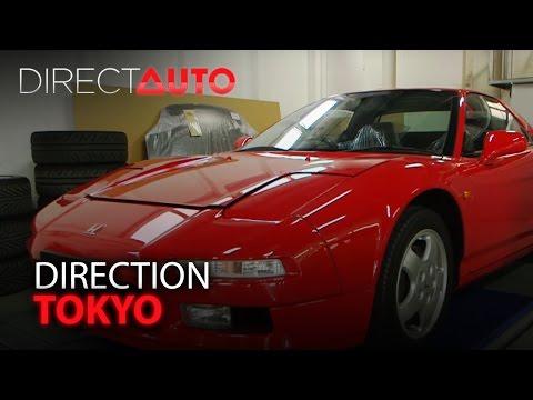 Direction Tokyo : la passion No-Limit - DIRECT AUTO