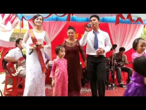 Đám cưới người chăm Ali khang - Thuý ái 2014