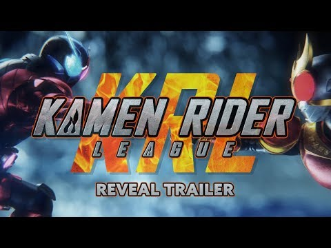 Kamen Rider League - Reveal Trailer