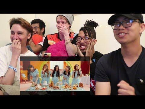 Red Velvet - #Cookie Jar [Reaction]