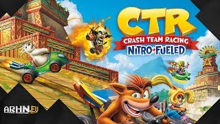Recenzja Crash Team Racing Nitro-Fueled -- PS4 vs Xbox vs Switch