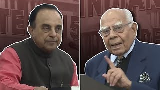 #Throwback: Subramanian Swamy and Ram Jethmalani debate abrogating #Article370