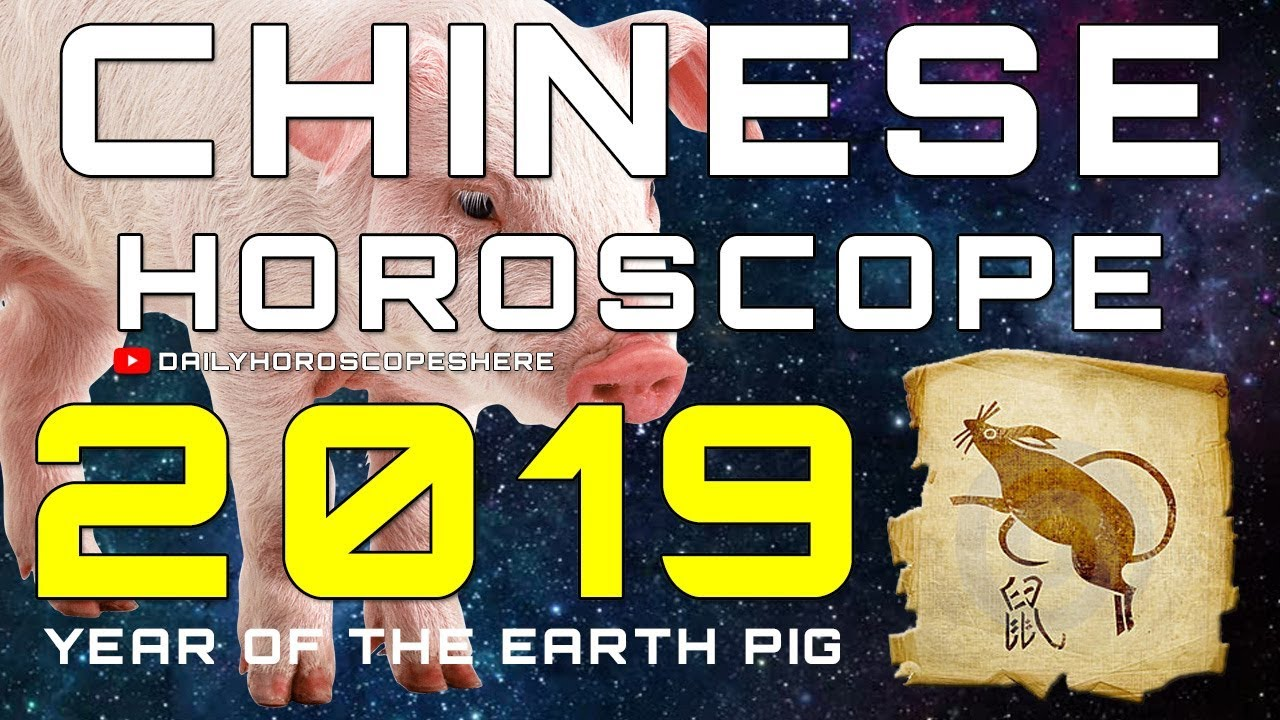 Chinese Dierenriem 2019 Rat 2019 Chinese Horoscope Chinese Zodiac 2019